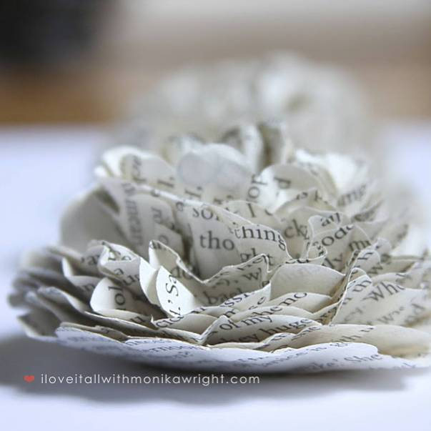 Paper Punch Flower Tutorial | Monika Wright