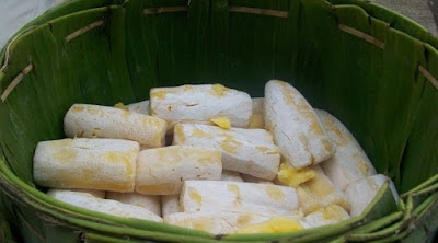 Gambar Resep Tape Singkong Tradisional