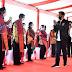 Presiden Jokowi Serahkan 22.007 Sertifikat Hak Atas Tanah di Humbang Hasundutan