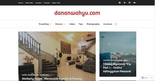 Dananwahyu.com - Blog Travel Terbaik Di Indonesia