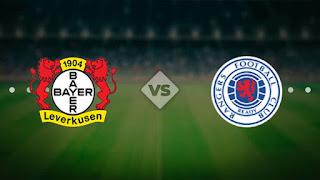 «Байер» — «Рейнджерс»: прогноз на матч, где будет трансляция смотреть онлайн в 19:55 МСК. 06.08.2020г.