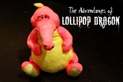 The Adventures of Lollipop Dragon
