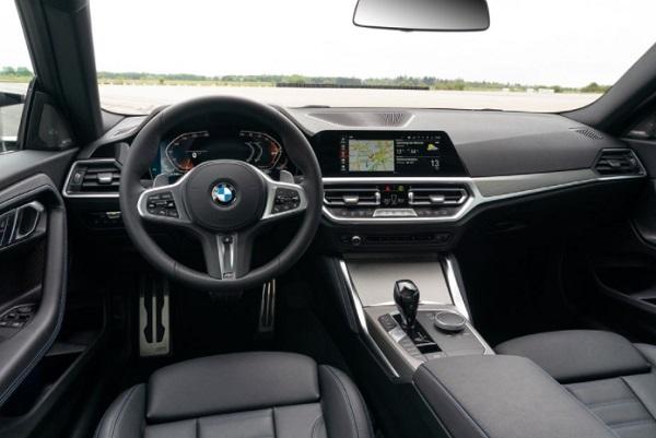 Interior BMW seri 2
