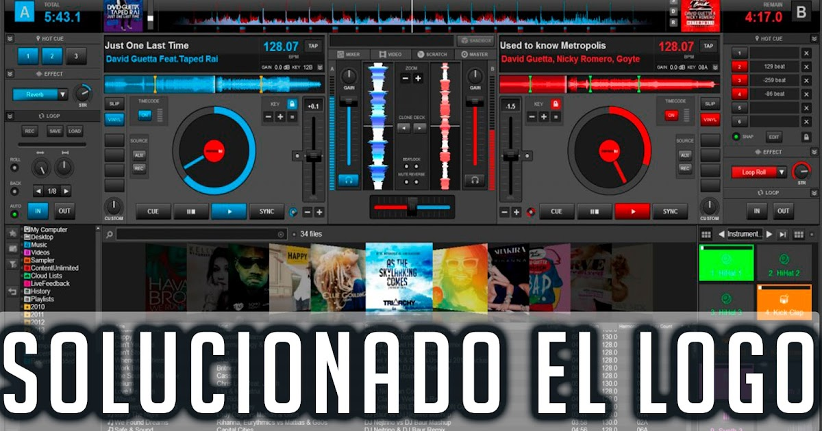 Atomix.VirtualDJ.2018.Pro.Infinity.v8.3.4514.Incl.Patched.and.Ke Download