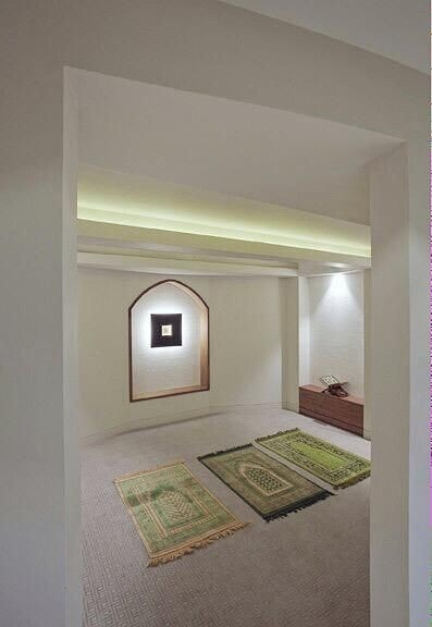 Prayer Room Decoration Ideas