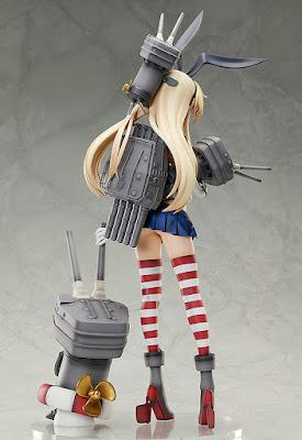 """Figuras: Imágenes de Shimakaze de """"Kantai Collection -KanColle-"""" - Good Smile Company"""
