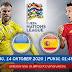 Prediksi Ukraina Vs Spanyol, Rabu 14 Oktober 2020 Pukul 01.45 WIB @ Mola TV