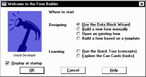 Oracle Forms Tutorial