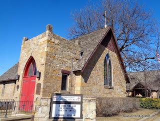 St Cornelius Episcopal Church in Dodge City
