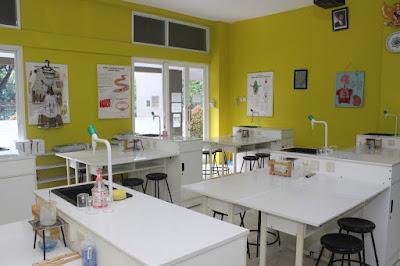 Laboratorium di Insan Cendekia Madani
