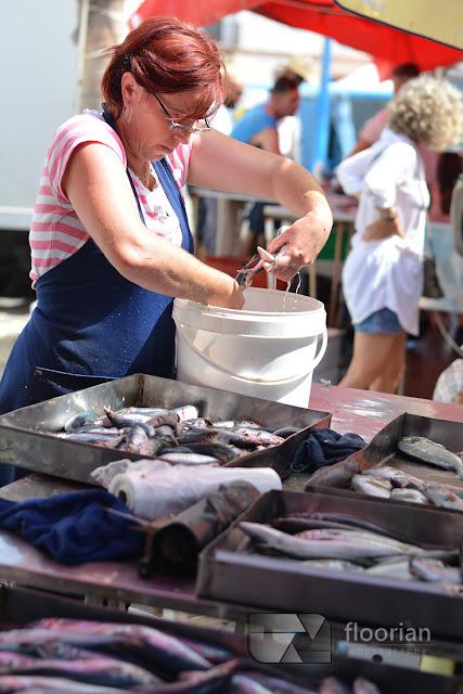 Targ rybny w Marsaxlokk