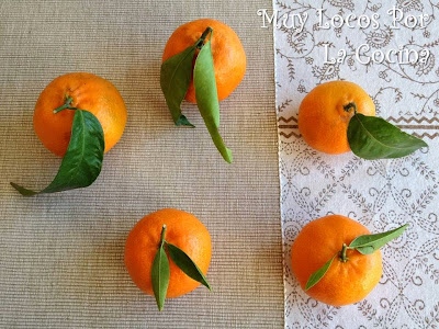 Naranjas clementinas
