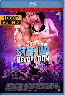 Step Up Revolution [2012] [1080p BRrip] [Latino-Ingles] [HazroaH]
