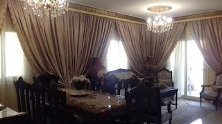 شقة للبيع بالياسمين التجمع الاول 220م القاهرة الجديدة هاى لوكس بفيلا شيك على حديقة وخطوات من الرئيسى والخدمات