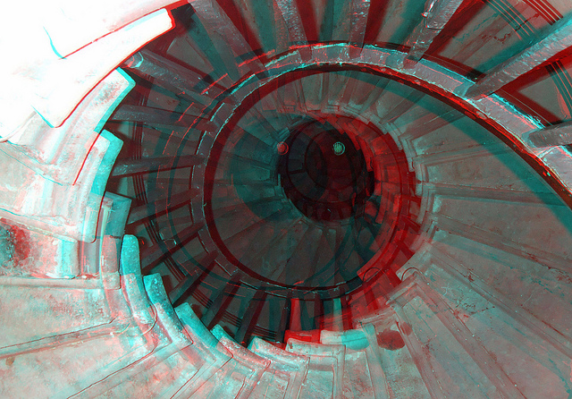 Anaglyph 3D Photography and Film ~ Inspiring Print