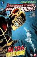 Os Novos 52! Lanterna Verde - Os Novos Guardiões #23