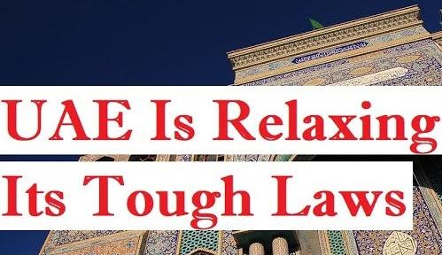 Islamic law relaxed in UAE