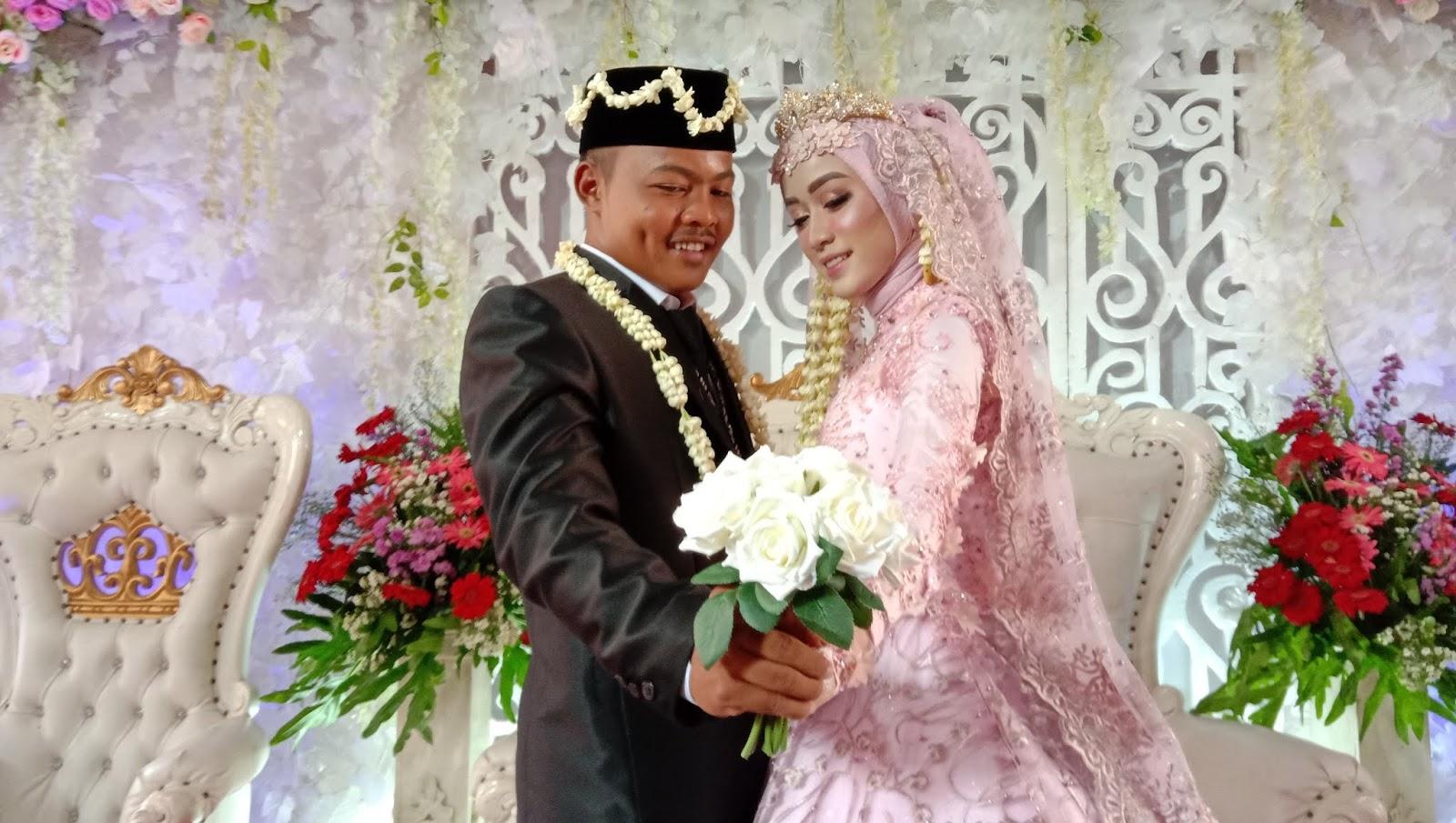 Pernikahan Khoirul Anam dengan Fadila