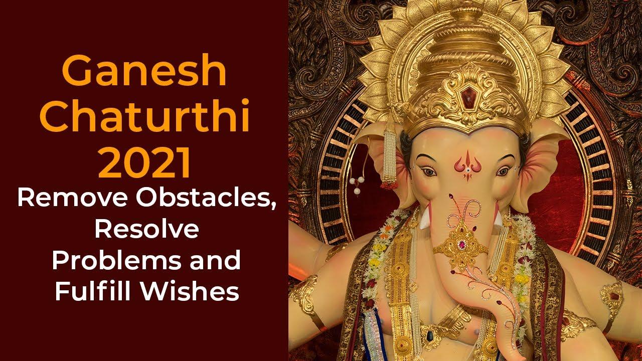 GANESH CHATURTHI WISHES 2021