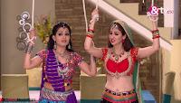Soumya Tondon aka Bhabhiji in Beautiful Red Ghagra Choli ~  Exclusive Galleries 014.jpg