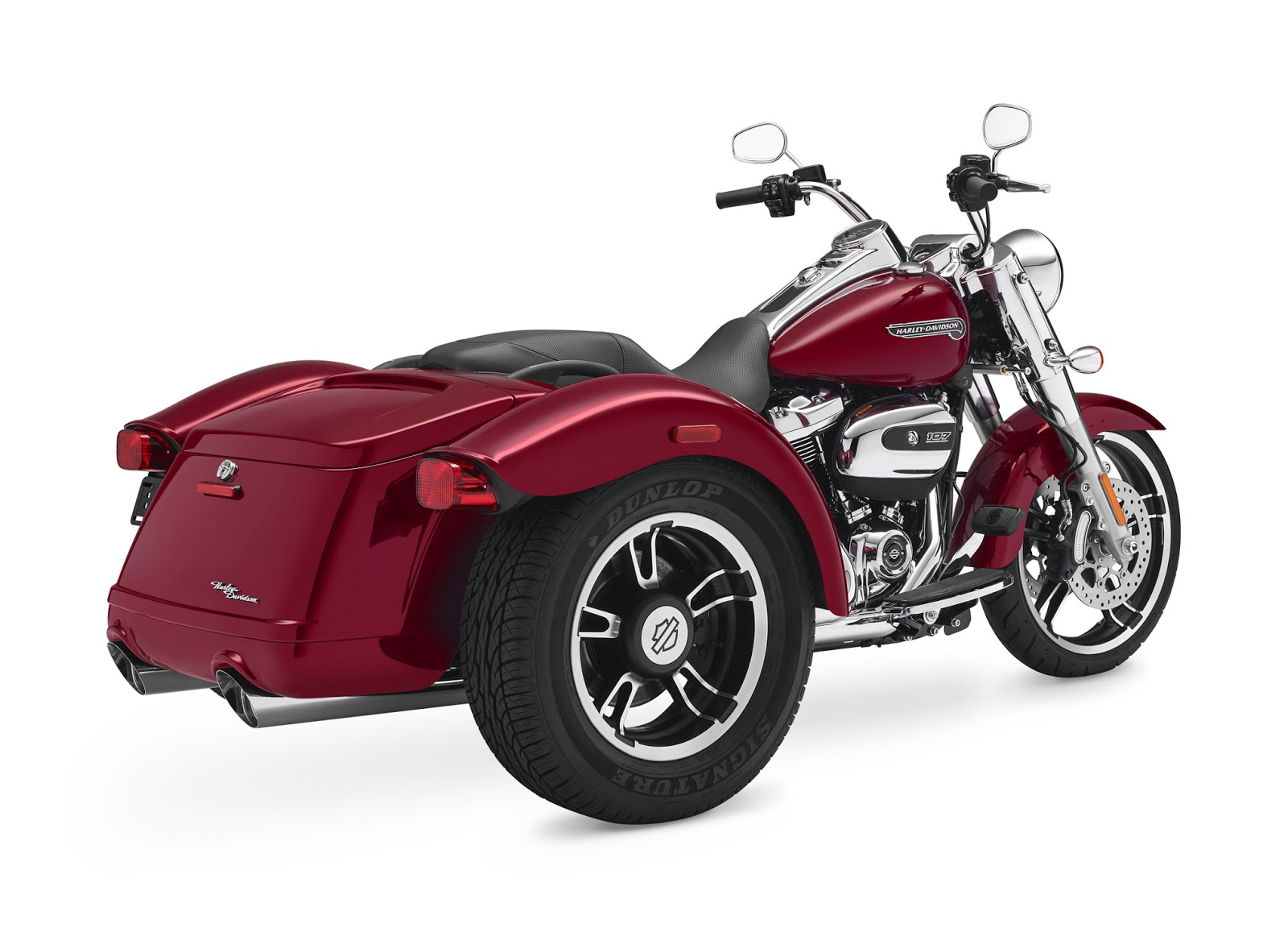 harley davidson tri glide trike freewheeler owner 39 s manual 2018. Black Bedroom Furniture Sets. Home Design Ideas