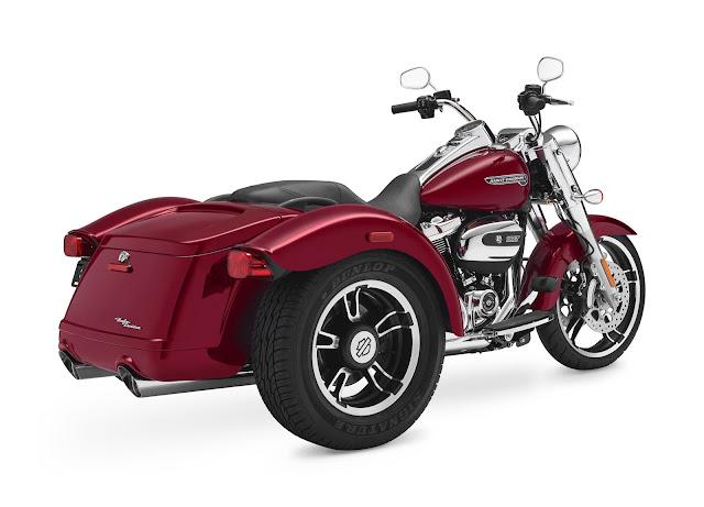 2018 Tri Glide Ultra Harley Davidson: Harley-Davidson Tri Glide TRIKE Freewheeler Owner's Manual