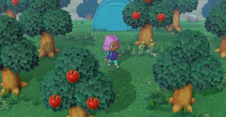 How to get all types of fruit in Animal Crossing: New Horizons