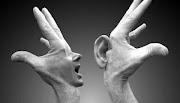 « Parler est un besoin. Écouter est un art »