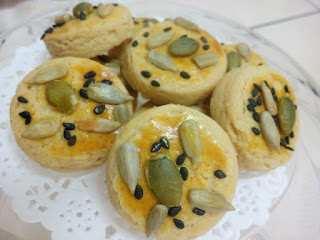 Biskut Sarang Lebah Recipe