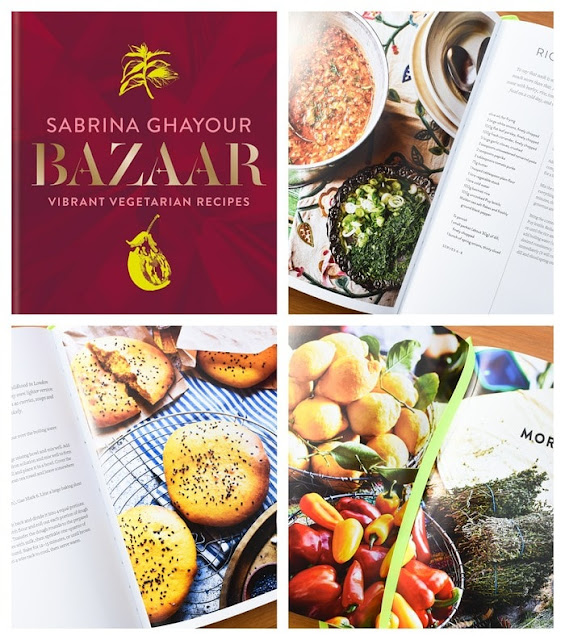 Inside shots of Bazaar by Sabrina Ghayour