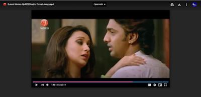 Shudhu Tomari Jonno. Bangla Full HD Movie