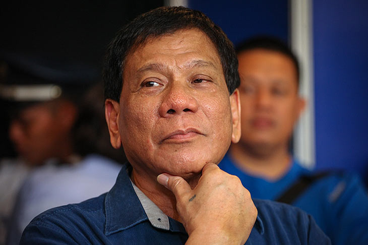 Duterte Wants To Be Treated Normal Like Ordinary People So People Can Come To Him Anytime