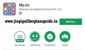 My Jio App for PC Windows