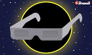 Mari Buat Kacamata Gerhana Matahari Sendiri!