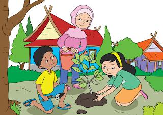 menanam tumbuhan www.simplenews.me