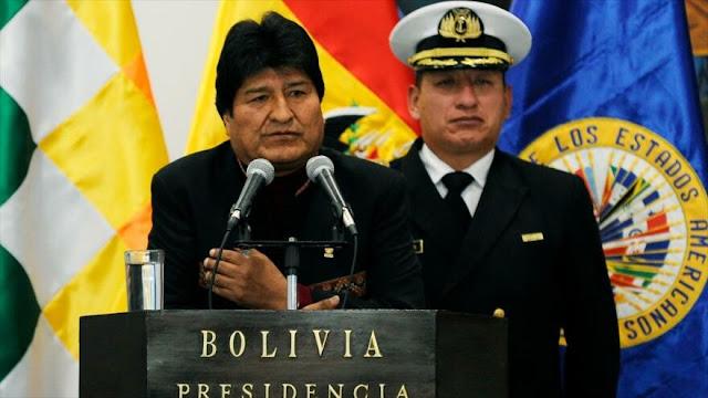 Bolivia condena amenazas del imperialismo de EEUU contra Irán