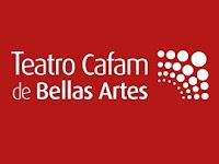 LOGO Teatro Cafam de Bellas Artes de Bogotá