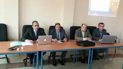 """""""مشروع المؤسسة """" موضوع ندوة تربوية بالفقيه بن صالح"""