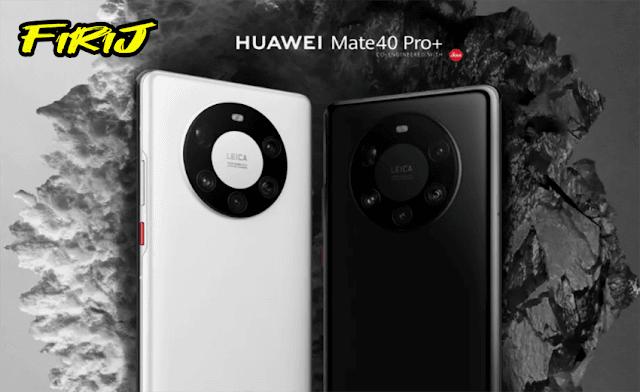 Huawei Mate 40 Pro avec une charge sans fil rapide
