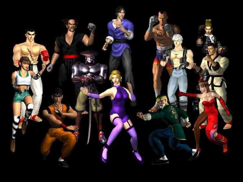 Tekken 2 Game Download For Mobile