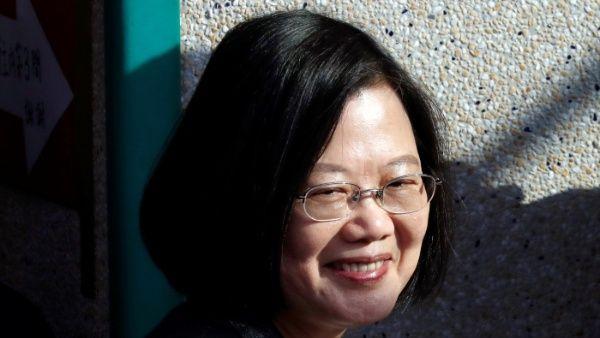 Presidenta de Taiwán reelecta para otro periodo de cuatro años