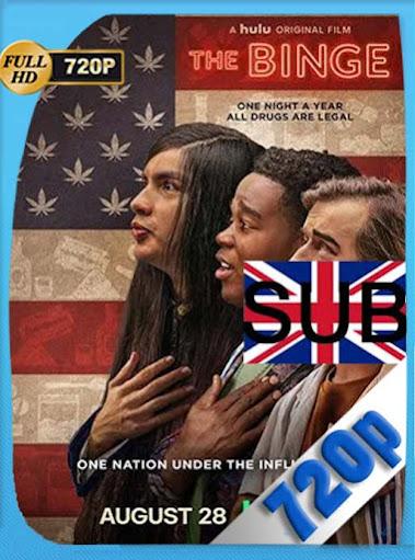 The Binge (2020) HD[720P] subtitulada [GoogleDrive] DizonHD