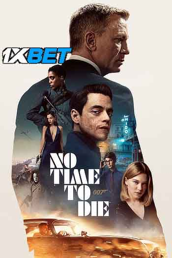No Time To Die 2021 480p 400MB HDCAM Hindi Dubbed MKV