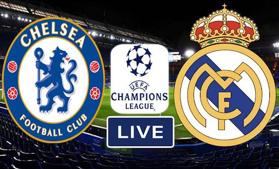 Match Chelsea Fc vs Real Madrid