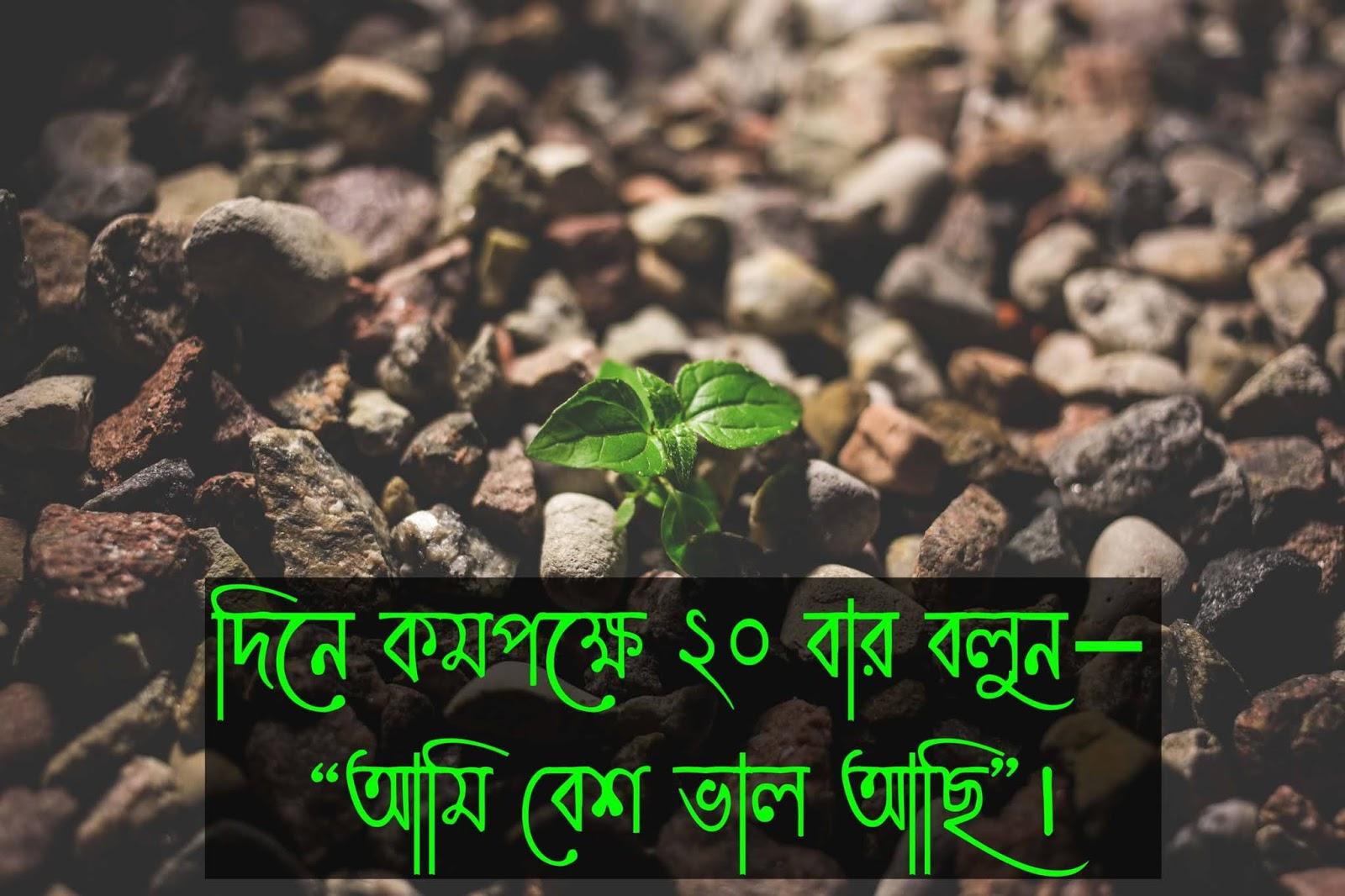Bangla status for about life