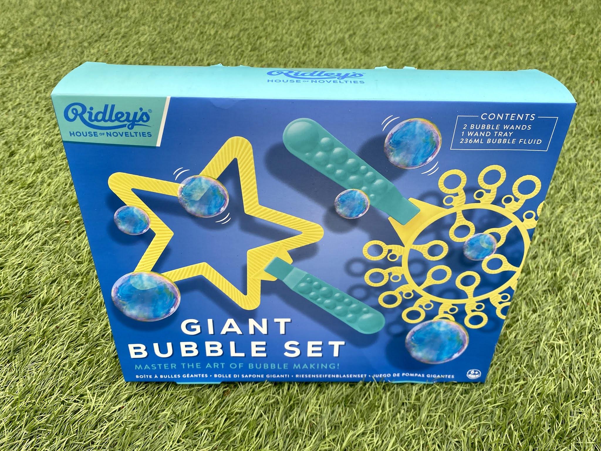 Giant Bubble Set