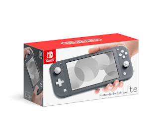 Nintendo Introduces Nintendo Switch Lite!
