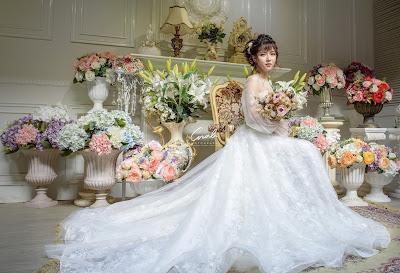 台中新娘秘書作品集 浪漫歐風新娘造型