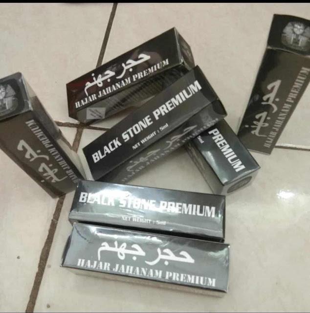 Hajar jahanam Black Stone Lebih Premium dari HJ Hijau Putih, Ini Buktinya