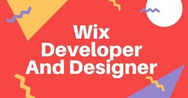 Top Wix web designer and Wix website developer for hire